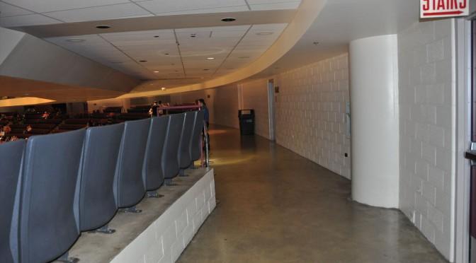 ユナイテッド・センターのスタンディングルームについて