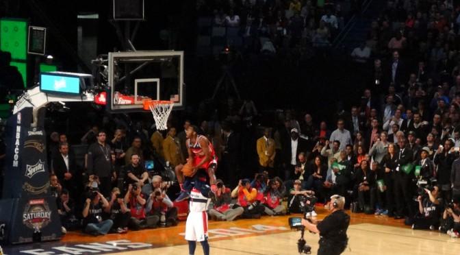 NBAオールスター サタデーナイト
