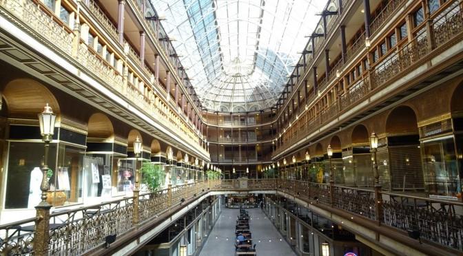 クリーブランド観光スポット The Arcade