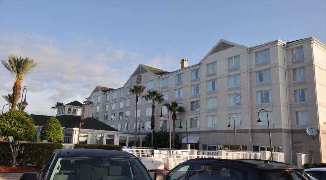 デイトナ500観戦のためのホテル