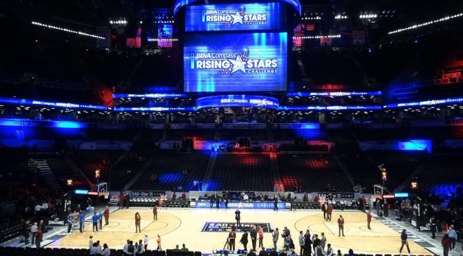NBAオールスターを観に行こう!ライジングスターズ・チャレンジ