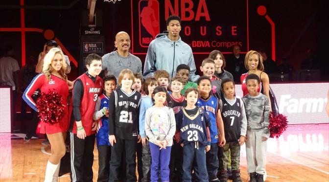 NBAオールスターを観に行こう!NBAハウスinニューヨークpart3