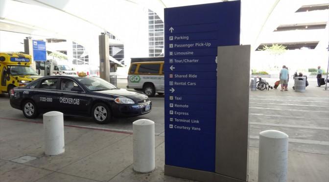 ダラス・フォートワース国際空港からダウンタウンへのアクセスについて
