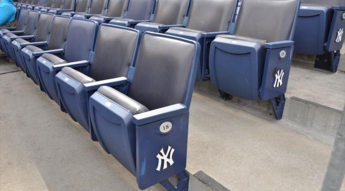 ヤンキー・スタジアムの座席