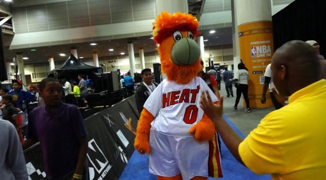 NBAオールスター JAMセッション(日曜日)