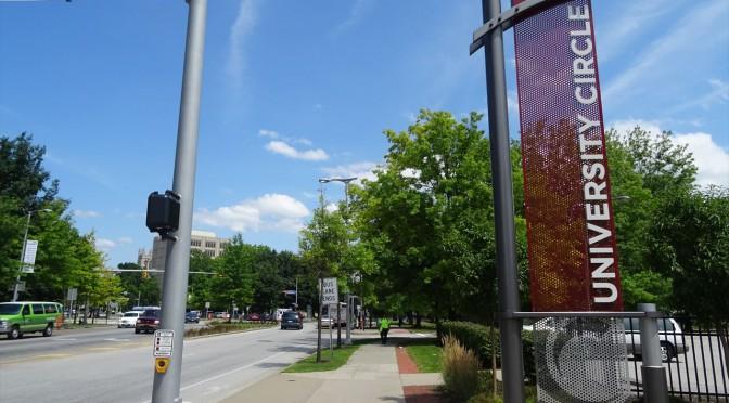 クリーブランド観光スポット University Circle
